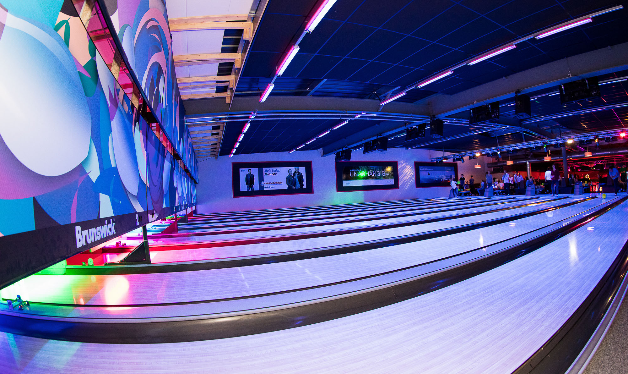 Bowling-Home
