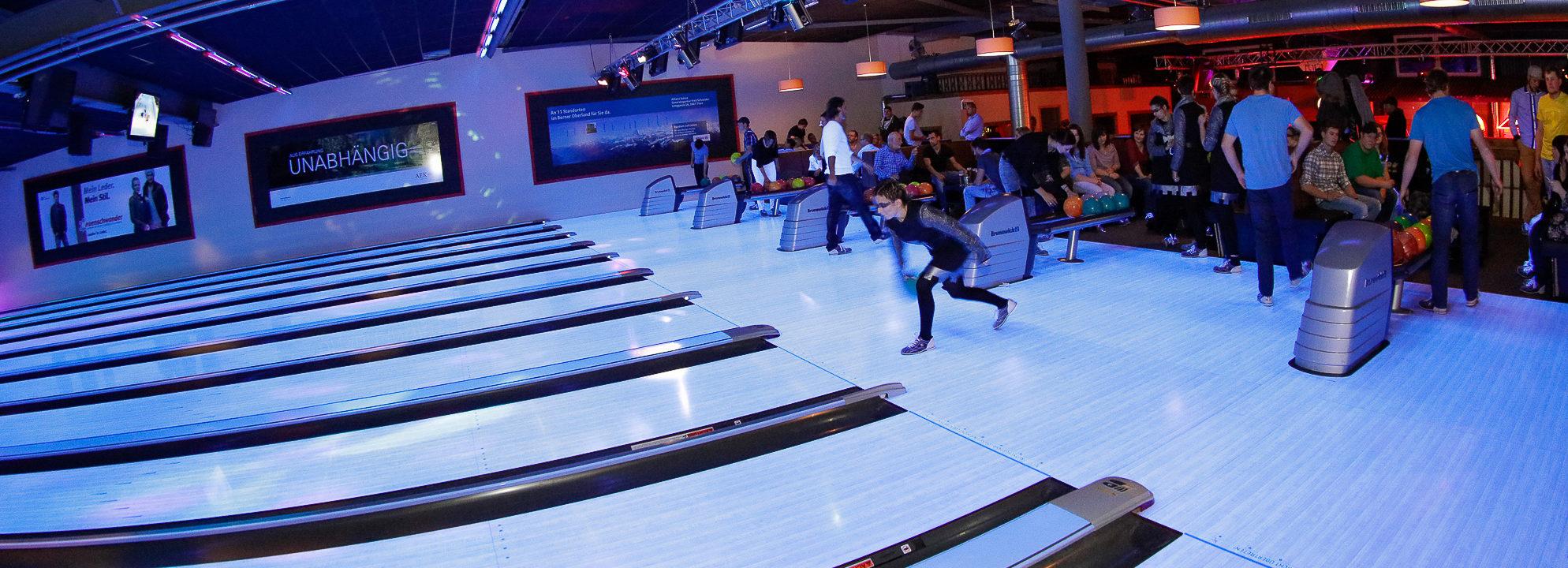 Bowling-Home